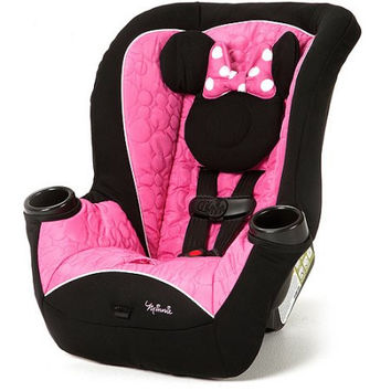 Disney Baby Minnie Mouse Convertible Car Seat, Mouseketeer Minnie