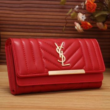 YSL Women Shopping Bag Leather Satchel Crossbody Handbag Shoulder Bag G-YJBD-2H