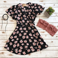Floral Yours Forever Dress