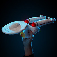 Star Trek Enterprise Plush