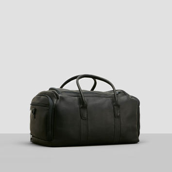 Colombian Leather Duffle Bag