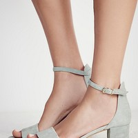 FP Collection Marigold Block Heel at Free People Clothing Boutique