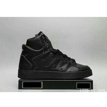 Adidas retro help shoes F-HAOXIE-ADXJ Black