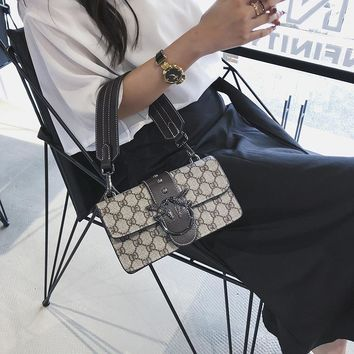 Gucci Print Shoulder Bag [1562282328118]