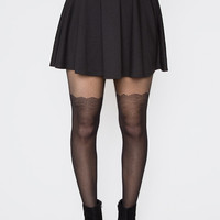 Nora Lace Tights