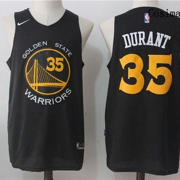 Best Sale Online Nike NBA Basketball Jersey Golden State Warriors # 35 Kevin Durant