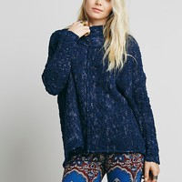 Free People Nightengale Swing Pullover