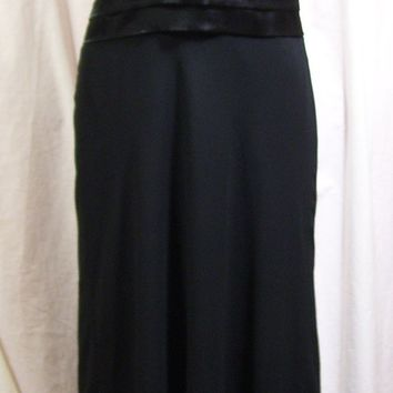 "SALE Take Add""l 20% Evening Gown, Special Occasion, Sexy Cocktail, Little Black Dress, Size 6, Wedding, Resort Cruise Wear, Jessica Howard"