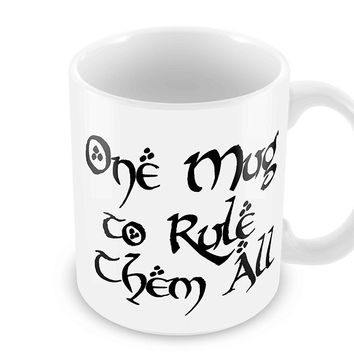 the lord of the rings Coffee mugs Coffee Mug Tea mugen home decal beer travel