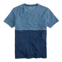 J.Crew Mens Colorblock Indigo