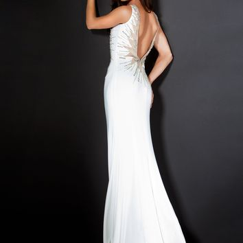 Beaded Prom Gown, Style 9808