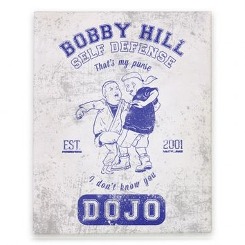 Bobby Hill Self Defense Dojo