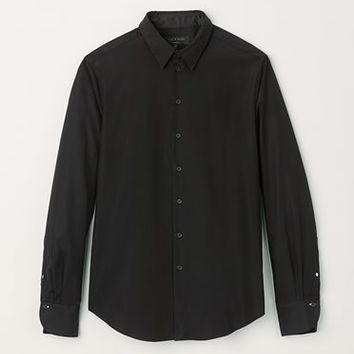 Rag & Bone - Andrew Shirt, Black