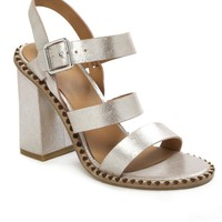 MIX IT UP METALLIC CROSTA SANDAL HEEL (95MM)