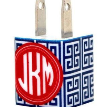 Monogram Chargers and Power Banks - Geometric Collection