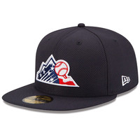 Colorado Rockies MLB.com Exclusive Stars & Stripes Diamond Era 59FIFTY Cap by New Era - MLB.com Shop