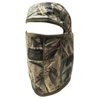 QuietWear Camo Thinsulate One-Hole Mask - Men, Size: One Size (Brown)