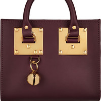 Sophie Hulme - Box leather tote