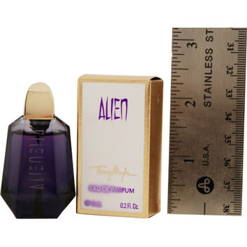 ALIEN by Thierry Mugler EAU DE PARFUM .2 OZ MINI