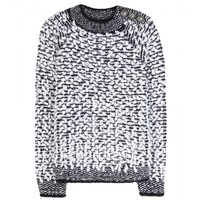 balmain - wool-blend sweater