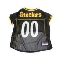 Pittsburgh Steelers Officially Licensed Dog Jersey