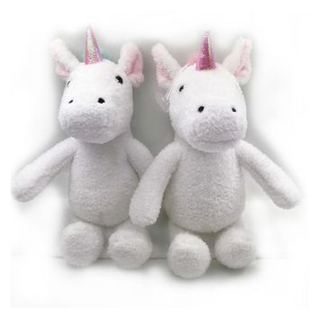 Unicorn Plush Toy 25 cm Plush Dolls For Children High Quality Soft Cotton Baby Brinquedos Animals For Gift