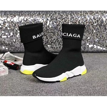 Balenciaga Fashion Woman Men Casual Breathable Sneakers Running Shoes I-ALS-XZ