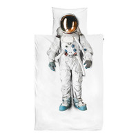 Astronaut Duvet Set - Single from Snurk