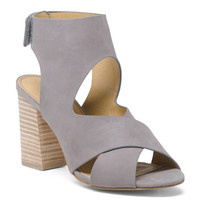 Suede Ankle Strap Sandals - Shoes - T.J.Maxx