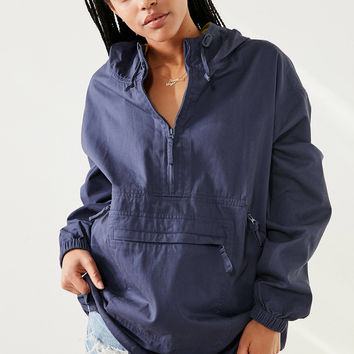 BDG Gee Oversized Popover Jacket   Urban Outfitters