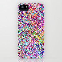 Mix #421 iPhone & iPod Case by Ornaart