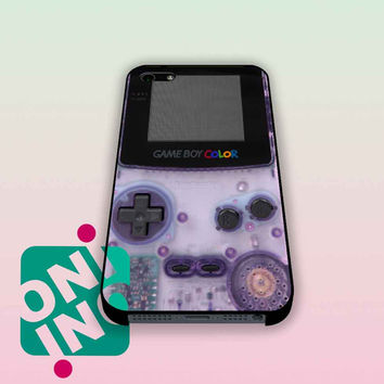 GameBoy Transparant iPhone Case Cover | iPhone 4s | iPhone 5s | iPhone 5c | iPhone 6 | iPhone 6 Plus | Samsung Galaxy S3 | Samsung Galaxy S4 | Samsung Galaxy S5