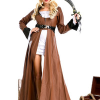 Pirate costume female gothic victorian dress halloween costumes haloween adult costumes victorian halloween costumes medieval