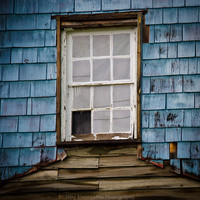 Abandoned House Photo, Rustic Photography, Broken Window Photo, Country Photography, Rural Maryland, America, Country, Decor, Wall Art