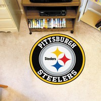 Pittsburgh Steelers Roundel Mat