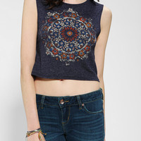 Truly Madly Deeply Circle Cropped Tee