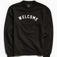 Welcome Crew Neck Sweatshirt | Urban Outfitters