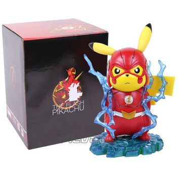 The Flash Pikachu Collectible Model
