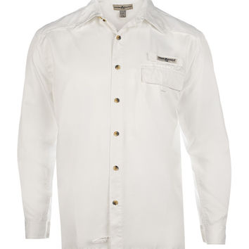 Men's Bug/X UV Vented Fishing Shirt