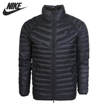 LMFNO Original NIKE men's down jacket Hiking Down sportswear