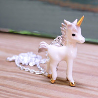 Majestic Unicorn Necklace