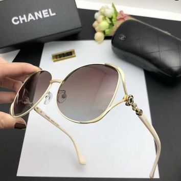 Chanel 2018 New Women's Hipster High Quality Polarized Sunglasses F-A-SDYJ #3