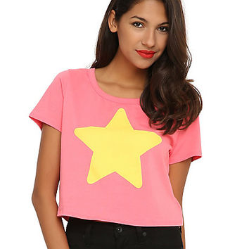 Steven Universe Star Girls Costume Crop Top