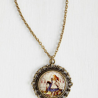 Alice in Necklace by ModCloth