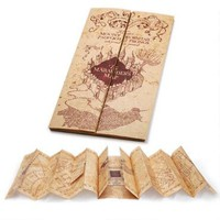 Marauder's Map by Noble Collection | HarryPotterShop.com