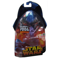 Holographic Yoda Star Wars Revenge of the Sith Exclusive Action Figure