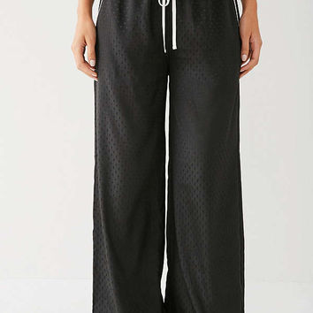 Out From Under Riri Satin Pajama Pant | Urban Outfitters