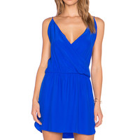 Amanda Uprichard Lindsay Dress in Royal
