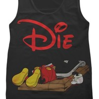 Men's Snitchey Mouse Tank Top