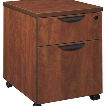 Legacy Box File Mobile Pedestal- Cherry